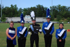 Congratulations to Leonardtown HS for winning the Group II A competition at Patuxent HS on 9/18/2021